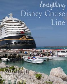 Everything You Need to Know About Disney Cruise Line - A must read before you book your cruise! disney cruise, crusing with disney #disney #cruise #cruising