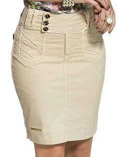 3910 - Saia Chanel - Rowan Jeans