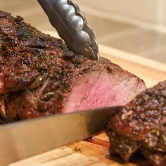 Salt-Crusted Beef Tenderloin Grilled in Cloth (Lomo al Trapo ...