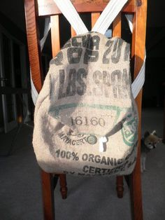 Image result for upcycled coffee bags