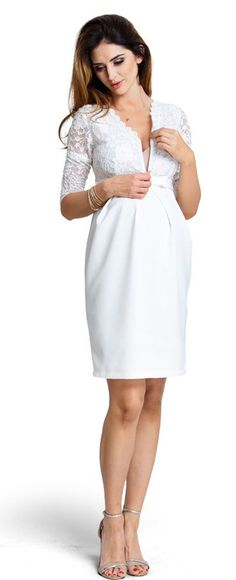Happy mum - Maternity wear & fashion, dresses, Hypnotic cream dress.