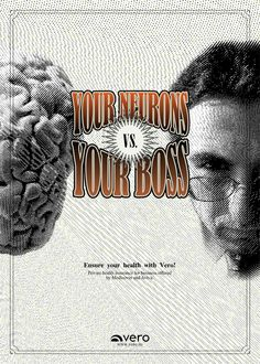 """Neurons vs. Boss - Ensure your health with Vero! "" Client: Vero Advertising Agency: CohnandJansen JWT, Romania"