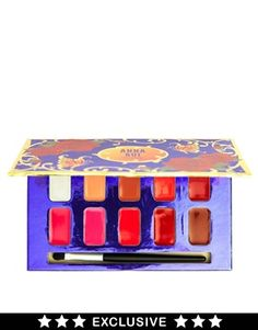 Image 1 of Anna Sui ASOS Exclusive Lip Color Palette
