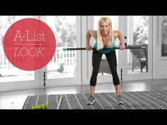 Action Hero Babe Challenge | A-List Look With Valerie Waters #fitfluential