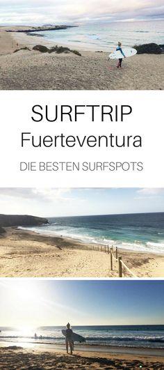 Die besten Surfspots auf Fuerteventura. Hol dir die ultimativen Tipps für deinen Surfurlaub auf Fuerteventura.