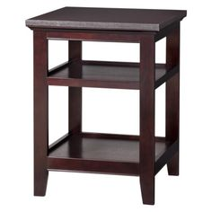 """Threshold™ Carson End Table Dimensions: 24.1 """" H x 18.25 """" W x 18.25 """" D; are these dimensions correct? Looks rectangular, not square..."""