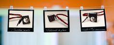 Pendente minibook (custom made). Materiale: pasta polimerica.