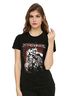 In This Moment X Palms Girls T-Shirt,