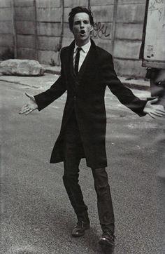 Sleek ensemble modeled by Eddie Redmayne #gentleman #Fashion