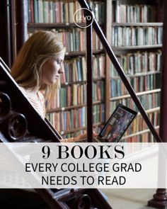 Reading recommendations for recent grads... but I'll get in on it too!