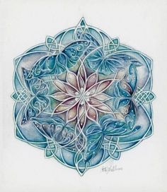 Celtic Mandala Tattoos - Bing images