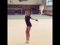Kristina Pimenova gymnastics 2015