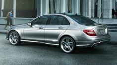 What the wealthy are driving - Yahoo! Autos Mercedes Benz C class Mercedes Sedan, Mercedes Benz C180, Mercedes Benz Dealer, Custom Mercedes, Mercedes Benz Australia, C Class Mercedes, Rims For Cars, Sports Sedan, Dream Cars