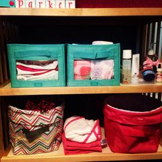 Your Way Rectangle and Mini Utility bins. Great for any home organization needs. #31why #31uses #flirtyonederful ThirtyOne