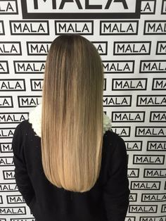 #mala #malapeluqueria #chicamala #rubiamala #balayage #blond #natural blond #ombre #ombrecolor #sombre #sombrecolor #sombrehair #desgaste #enzovicensotti #sinfiltro #bronde #brondehair #brondecolor