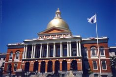 State House - Boston Pictures
