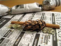 Herbal Fire Starter