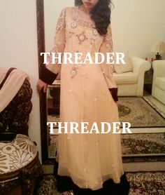 Product ID: 729 COST: PKR 9000/ GBP 57/ USD 90 To Buy: Email: threaderpk@gmail.com Call/Viber: 00923472076667