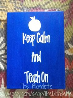 Teacher Quote Canvas. Sign. Teacher appreciation quote. 9 x 12. Teacher. Classroom. School