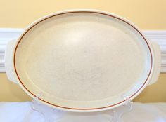 Vintage Large Roaster Lenox China TemperWare by DejaVuVintiques, $21.00
