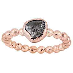 rose gold x diamond Up To The Sky, Rough Diamond, Gold Bands, Red Gold, Granite, Diamonds, Journey, Stud Earrings, Sun