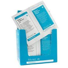 Murad Enzyme Treatment Gel & Powder For Acne -Oily Skin Salon Size - 25pcs Murad http://www.amazon.ca/dp/B001M5I8IS/ref=cm_sw_r_pi_dp_DkMZtb1ABAYF0M9F