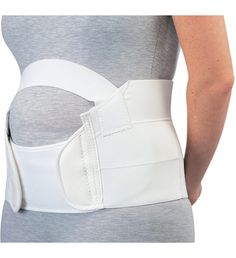 maternitiy belt with back support