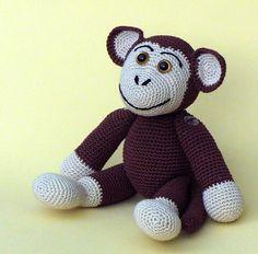 Hačkovaná opička