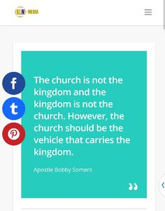 Join the conversation!  Visit the @klnmedia Instagram page  Website is: www.kln-media.com  YouTube channel is: KLN MEDIA  You can view the episodes, read blogs and quotes as well as view the social wall.  #kln #kingdomlivingnow #kingdomofGod  #kingdomliving  #Christ #church #spreadthenews #pastorsomers #youtube #twitter #facebook #pinterest #matthew2414 #God #King #sonsofGod #romans8  #getunderstanding
