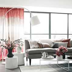 Ombre curtains: love it or leave it?