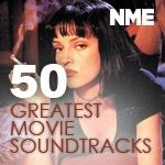 50 Greatest Movie Soundtracks curated by NME magazine