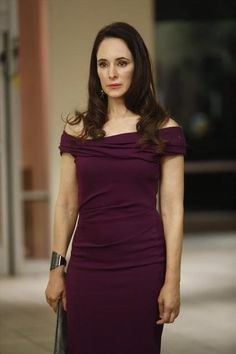 Madeleine Stowe as Victoria Grayson in Revenge I adore this woman. Madeleine AND Victoria.