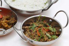 Beef karahi - Hot Indian Recipes Indian Beef Recipes, Karahi Recipe, Indian Dishes, Special Recipes, Easy Meals, Easy Recipes, Lamb, Nom Nom, Spicy