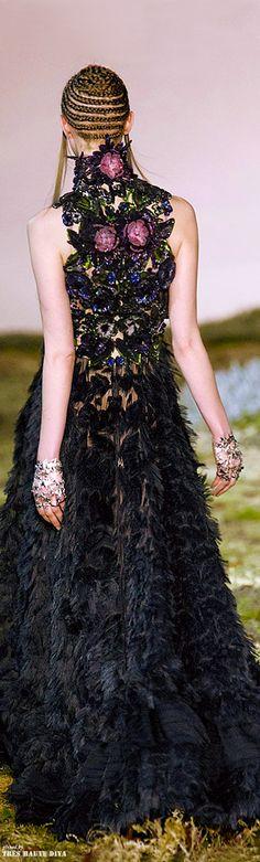 Alexander McQueen Fall/Winter 2014 RTW - Paris Fashion Week