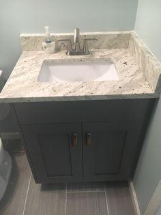 Counters: MVP Granite And Flooring, Charleston SC Cabinets: HWC Custom  Cabinetry, Charleston