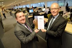 Newcastle-based Isos Housing celebrate achieving IIP Silver at their first assessment!