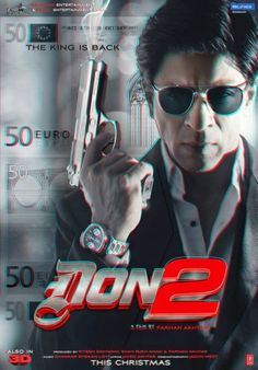 Watch Don 2 Online Free Putlocker: An international gangster turns himself in, then dramatically escapes - only to face treachery and betrayal.