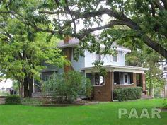1109 Northeast Glen Oak Ave Peoria IL 61603.  Lovely larger home on two lots.  Many updates.  Taxes $1800.  Price $84,900.