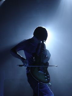 The great Johnny Greenwood