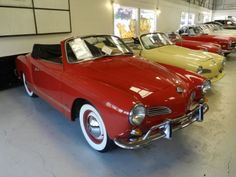1965 Karmann Ghia