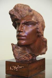 Air raider. Reduced Fondue, Raiders, Sculpture, Artist, Sculpting, Statue, Artists, Sculptures