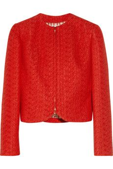 L'Wren Scott Tweed jacket | THE OUTNET