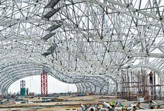 Terminal del Bao'an International Aiport di Fuksas