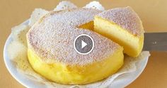 Quest'oggi voglio indicarvi una ricetta facilissima e molto molto semplice,sto parlando della Cotton Japanese Cheesecake! Una torta soffice e molto