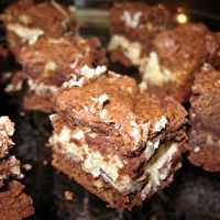 Coconut Macaroon Brownies by Allrecipes