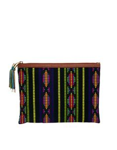 Tribal clutch via Asos