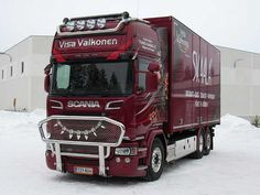 Custom Parts - Galleria Scania