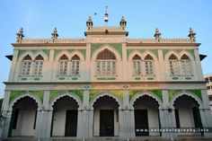 Thousand Lights Mosque-chennai,india