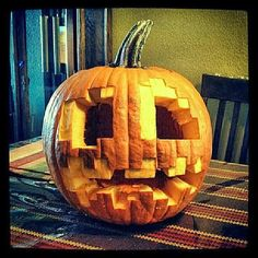 cool pumpkin designs | Cool Pumpkin Carving Ideas: More Epic Pumpkin Carvings 2013