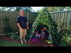 Jason will show you how to build the kids their very own cubby house for next to nothing. The construction is dead simple and dirt cheap and best of all this...